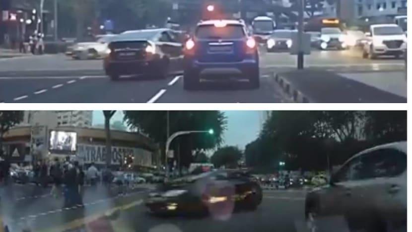 Woman dies after taxi ploughs into pedestrians at junction of Jalan Bukit Merah, Alexandra Road