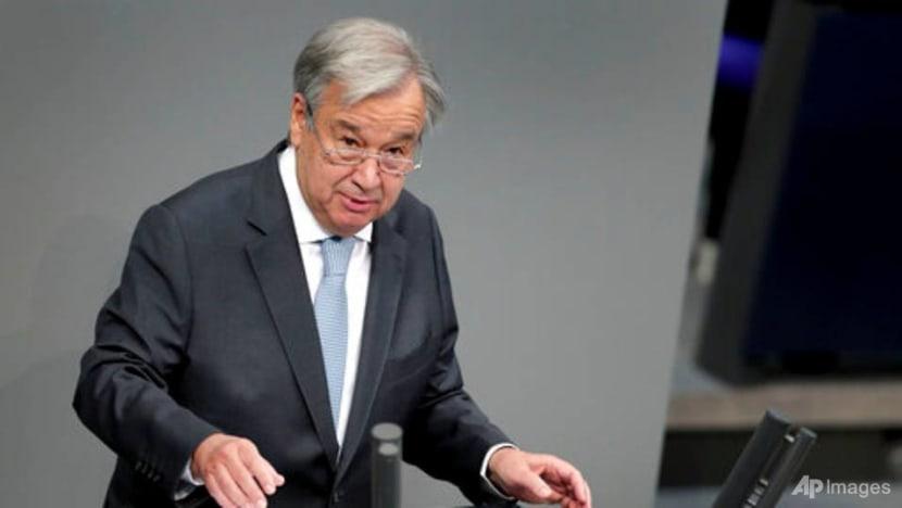 UN chief calls for regulating social media companies