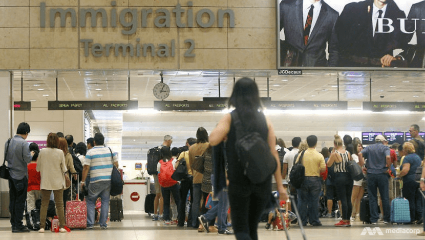 COVID-19: All travellers entering Singapore from Mar 27 must submit health declaration forms online