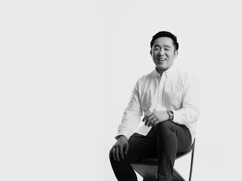 Creative Capital: The man who turns boring concrete into beautiful furniture in Singapore homes