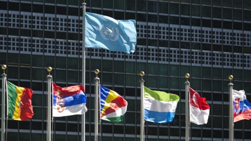 UN passes resolution on first treaty to be named after Singapore