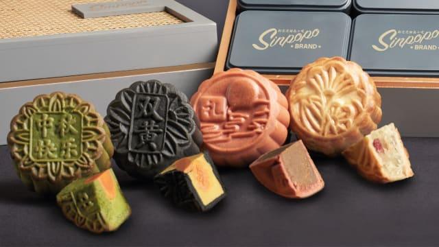 首次推出月饼 Sinpopo Brand用南洋风征服你的味蕾