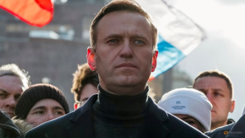 Russia hits Navalny with new charge that could add to jail term