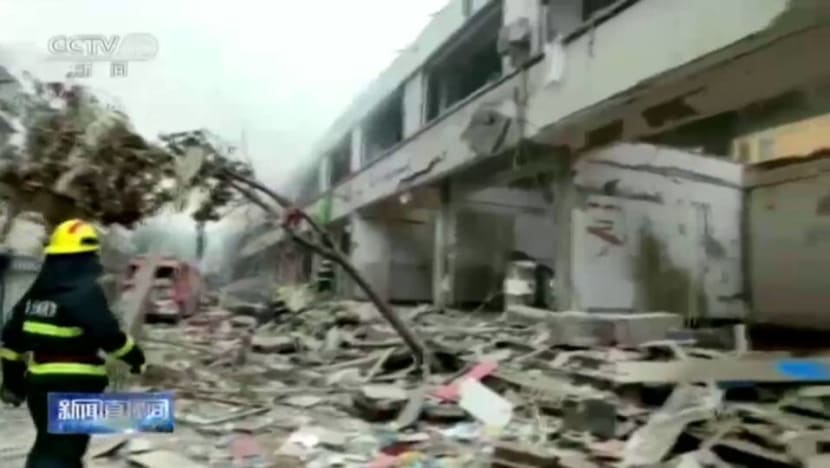 Gas blast in China kills at least 12, rescue operation ongoing: Officials