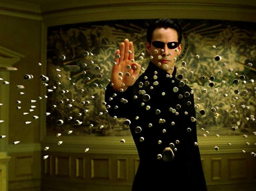 Matrix 4 announced with Keanu Reeves and Carrie-Ann Moss returning