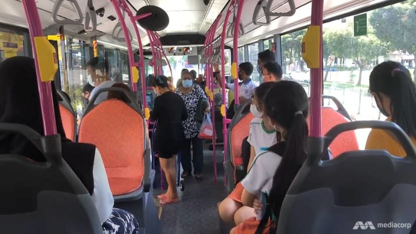 As Singapore reopens, public transport's cleaning regime takes a safety test