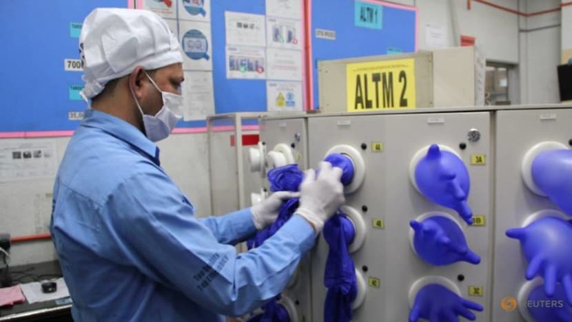 Malaysia's largest rubber glove manufacturer bullish about prospects as demand soars amid COVID-19