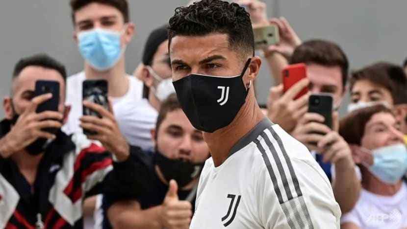 Football: Ronaldo undergoes Juve medical ahead of fourth season in Turin