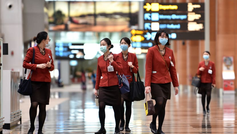Business and official travellers on Singapore-China 'fast lane' arrangement must get COVID-19 swab tests