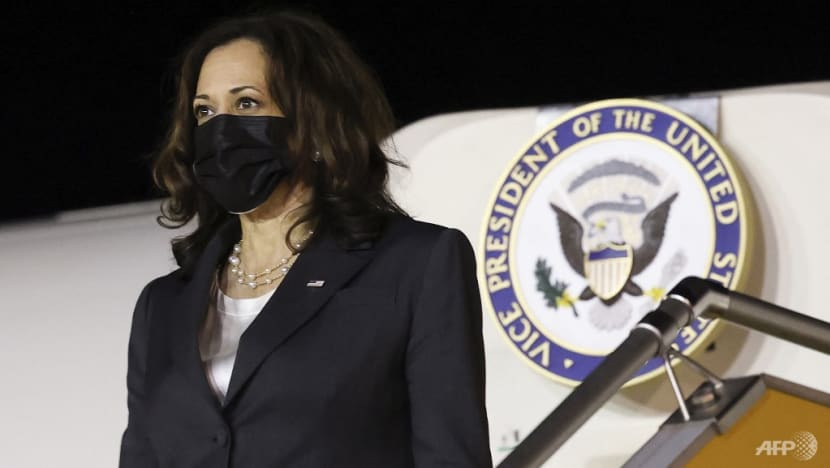 US Vice President Kamala Harris' trip from Singapore to Vietnam delayed over 'anomalous health incident' in Hanoi