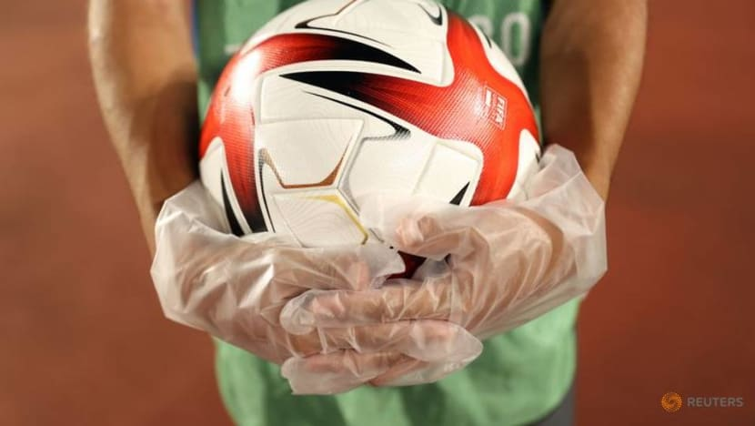 Soccer-Footballs should be sold with health warning, says dementia expert