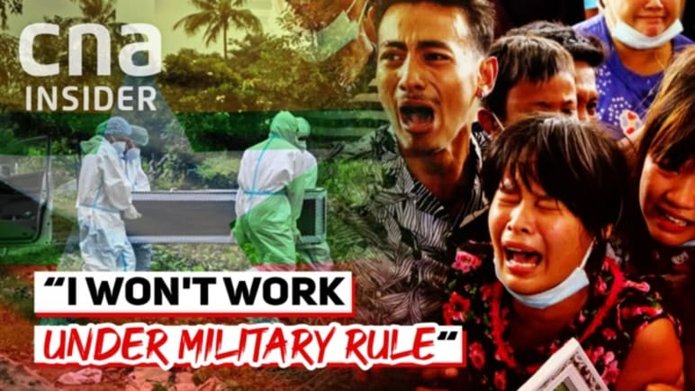 S1E19: Why Myanmar's doctors are on strike amid COVID-19 calamity?