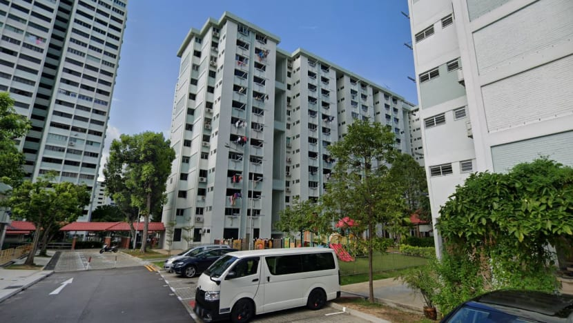 Second mandatory COVID-19 testing in a week for residents of Ang Mo Kio HDB block