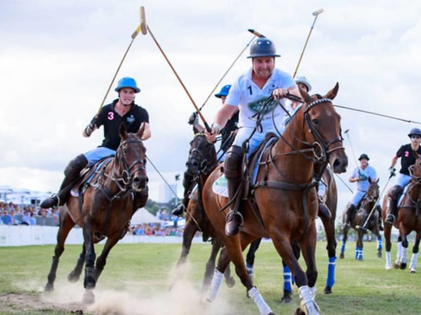 You and your plus-one are invited to the inaugural Urban Polo event in Singapore