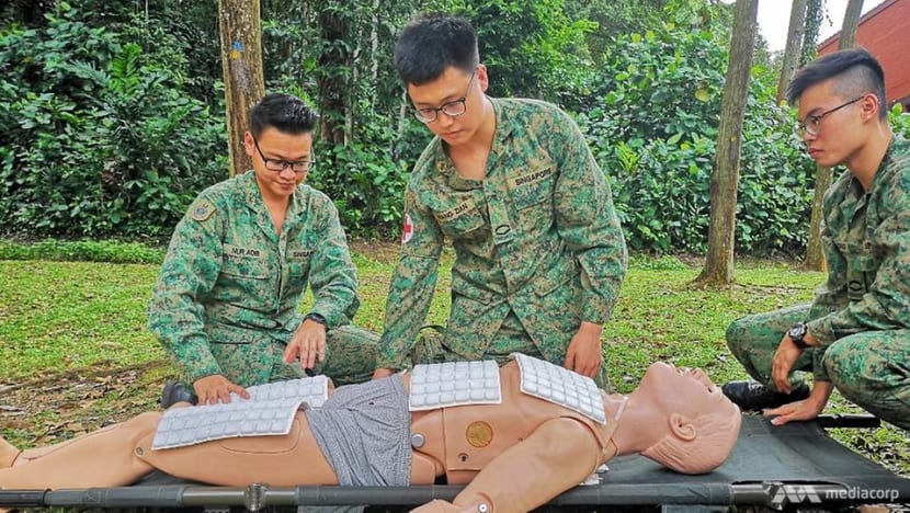 Death of NSF Dave Lee: SAF to enhance prevention, management of heat injuries following review
