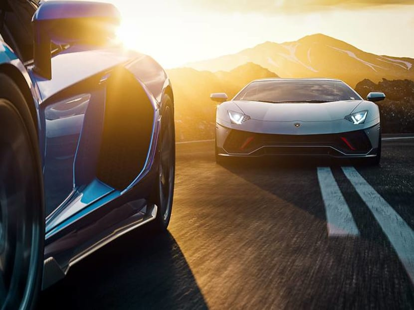 End of an era: The Lamborghini Aventador (and its V12 engine) bows out