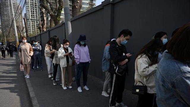 中国新增十起病例 全由境外输入