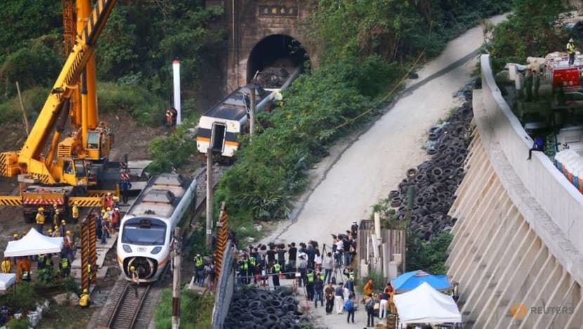 Taiwan releases train crash suspect on bond, prosecutors to appeal