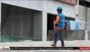 Smaller construction firms affected as more migrant workers job hop amid labour crunch | Video