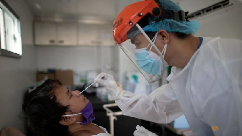 Philippines' confirmed COVID-19 cases exceed 100,000