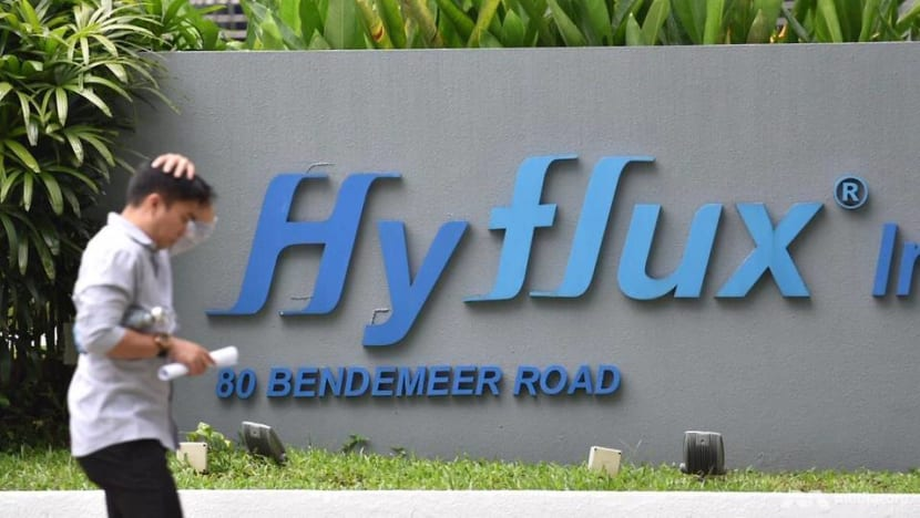 Hyflux extends deadline for stakeholders to file proofs of claims
