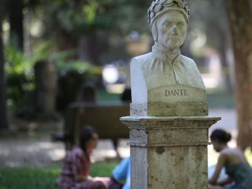 Dante's Divine Comedy to float among the stars