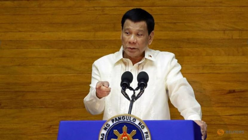 Duterte spars with Pacquiao over South China Sea