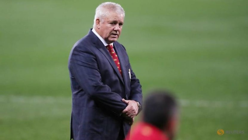 Rugby-Gatland rings Lions changes for decisive Boks test