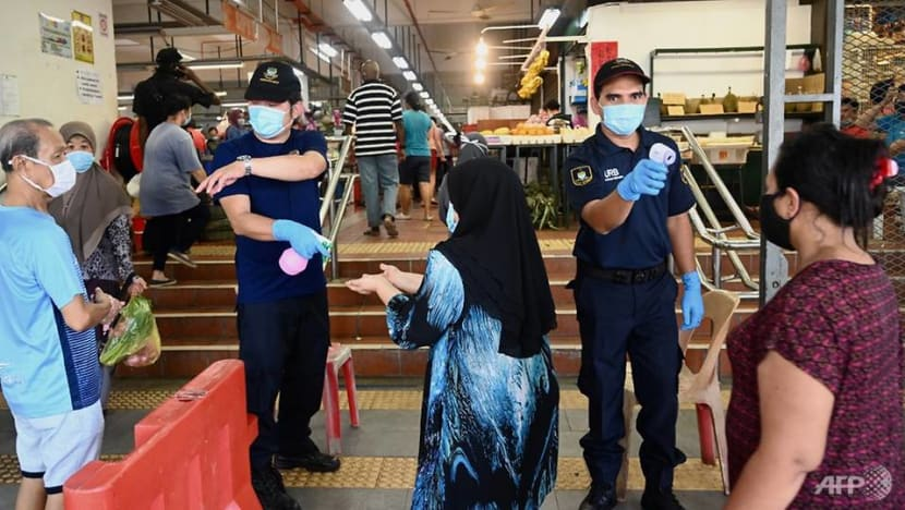 Malaysia reports 103 new COVID-19 cases, no new deaths