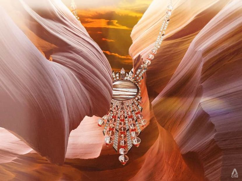 What does nature have to do with how jewellers shape their creations?