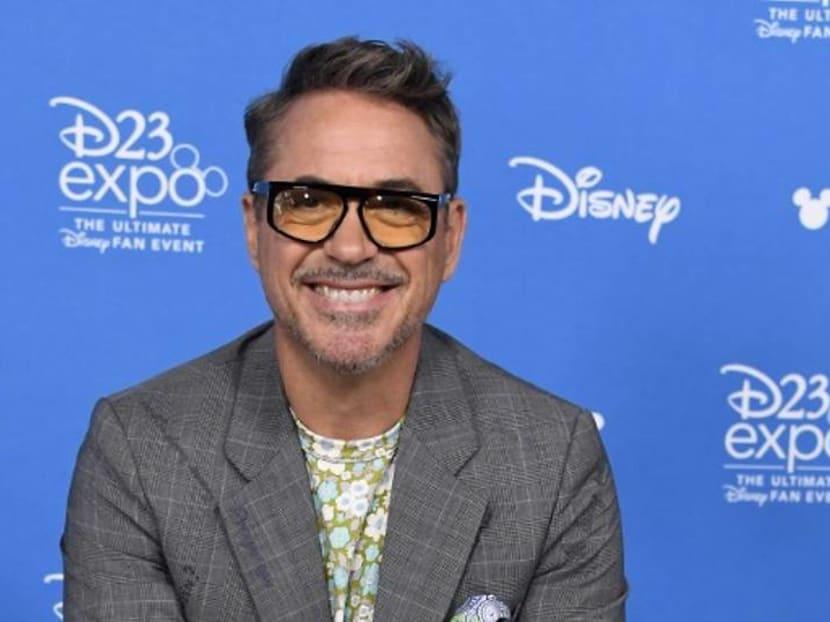 He'll be back: Robert Downey Jr will return as Iron Man in Black Widow