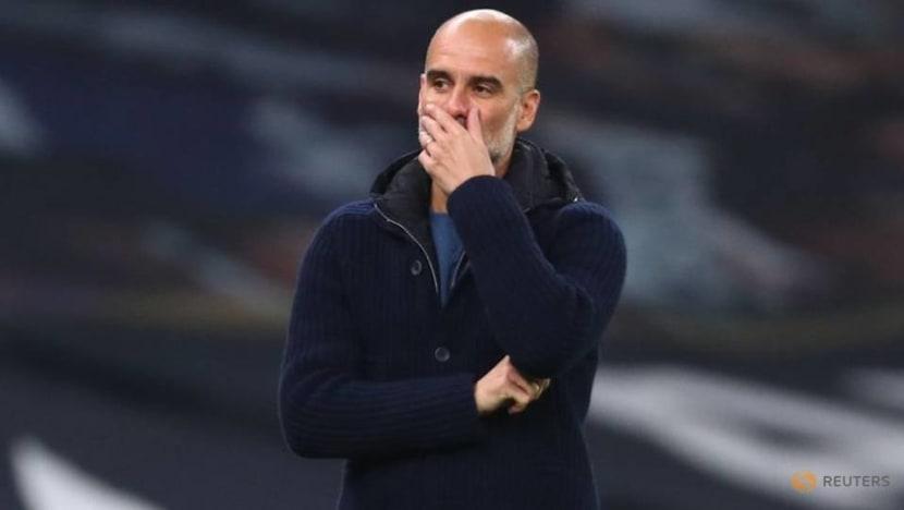 Football: Man City will not rush Aguero back, says Guardiola
