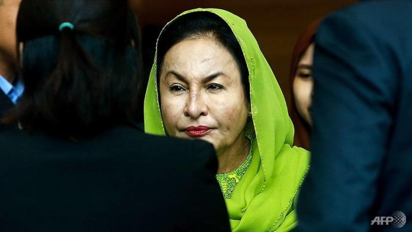 Former Malaysian PM Najib's wife Rosmah Mansor arrested