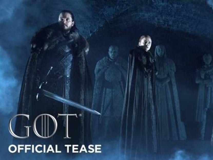 Winter is coming (back): HBO announces premiere date for Game of Thrones' final season
