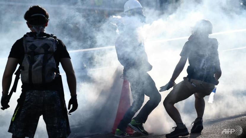 The tough choices for China over Hong Kong unrest