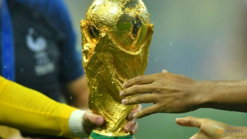 Soccer-FIFA to carry out study on holding World Cup every two years