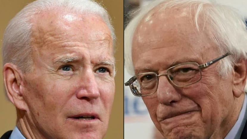 Biden grip on Democratic nomination tightens with big wins