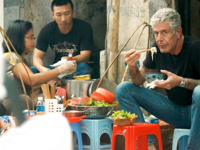 A new documentary explores Anthony Bourdain's own 'parts unknown'