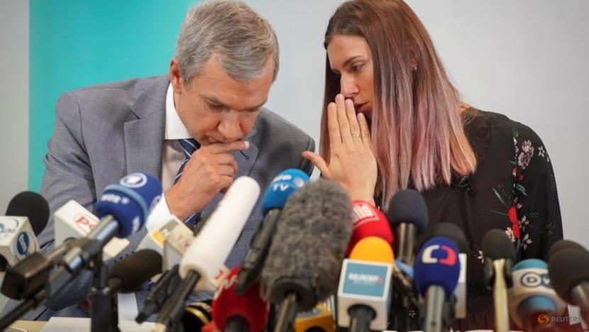 Ten days that shook the Olympics - the defection of Krystsina Tsimanouskaya