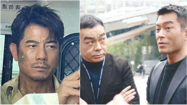 泰国疫情严峻 郭富城、刘青云、古天乐返港拍摄《扫毒3》