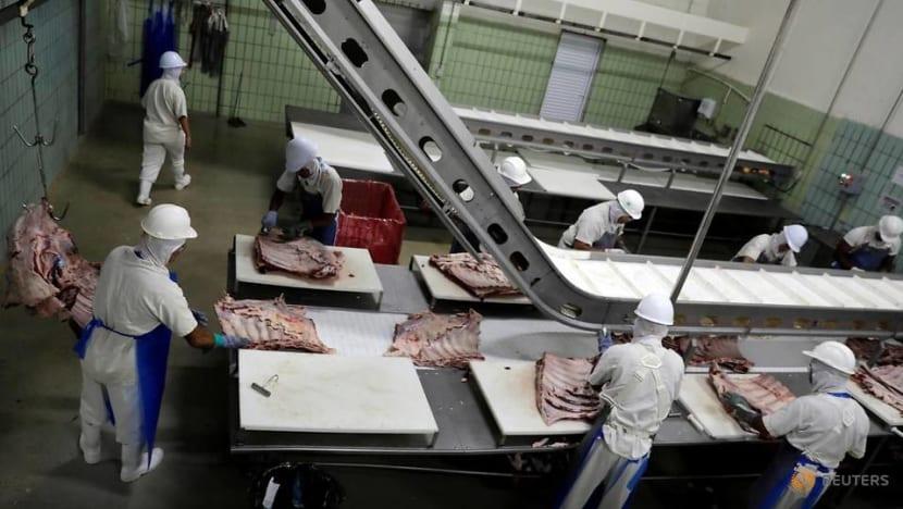 China finds coronavirus on packaging of Brazilian beef