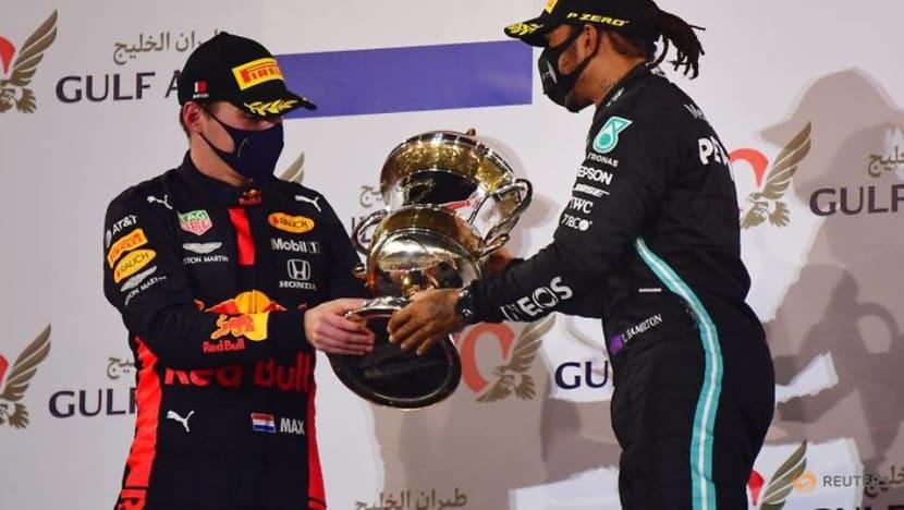 Verstappen seeks early win as Hamilton starts record bid