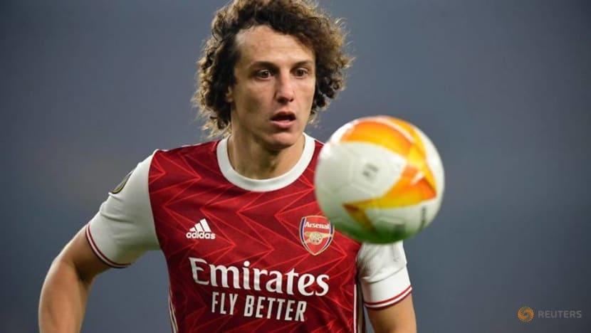 Luiz to miss Arsenal's Europa League game due to head injury