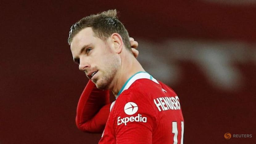 Football: England coach Southgate sweating over Henderson's fitness for Euros