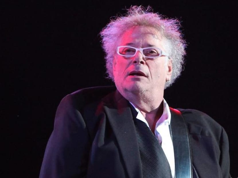 Iconic guitarist-vocalist Leslie West of rock band Mountain dies at 75