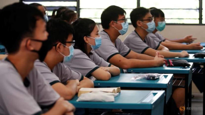 Secondary schools, JCs may resume 'lower-risk' CCAs and other school activities: MOE