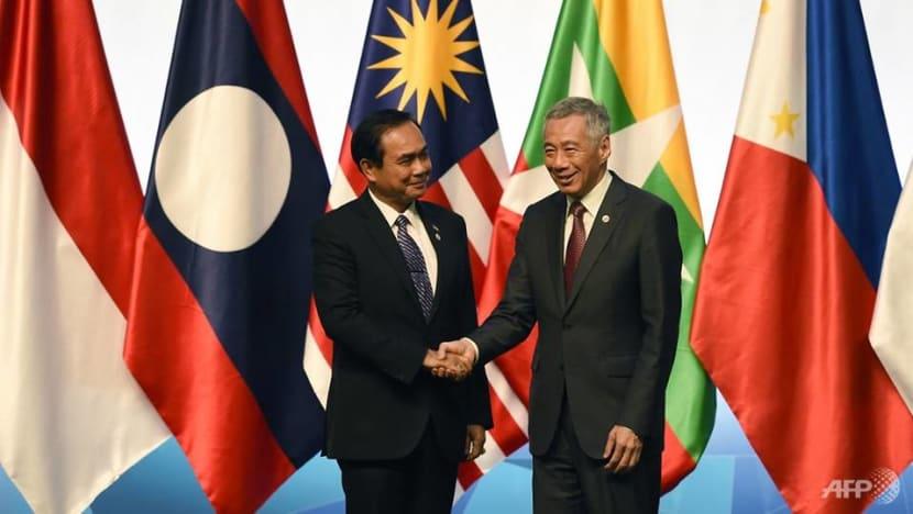 PM Lee congratulates Prayut on election as Thai prime minister