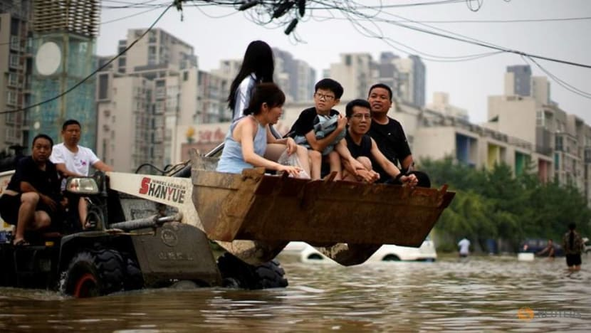 Death toll from Henan floods rises to 71 as China braces for more rain