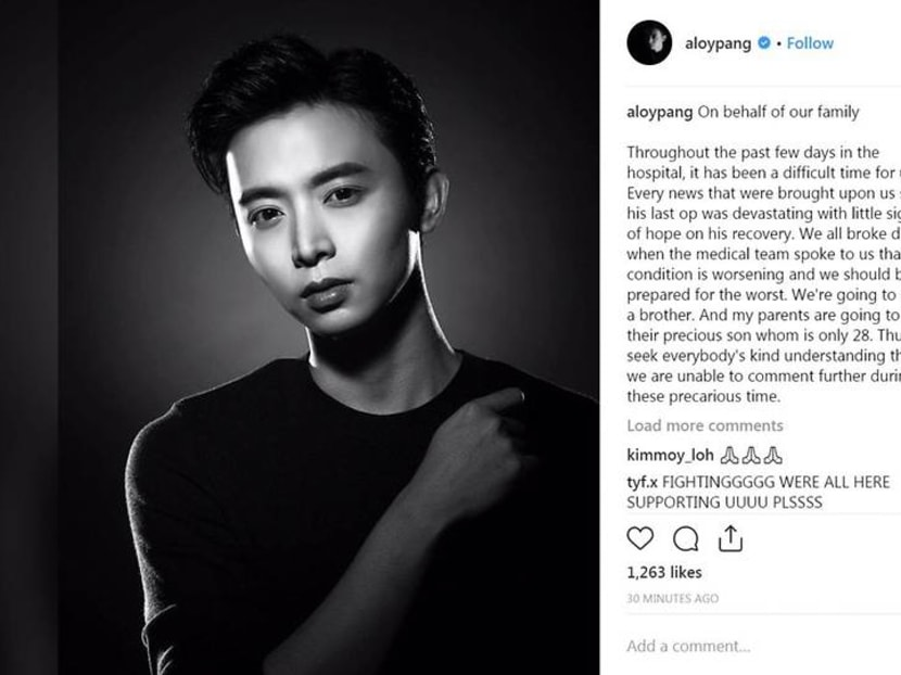 Aloysius Pang dies in SAF training accident: What we know so far