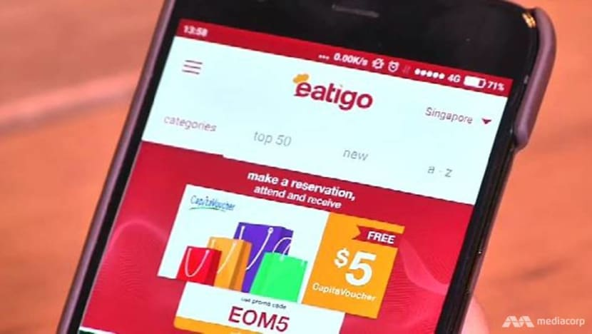 Eatigo reports data breach, personal data from customer accounts listed for sale online